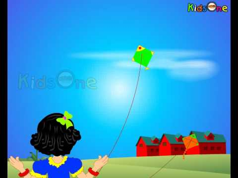 Kite - Animated Nursery Rhymes