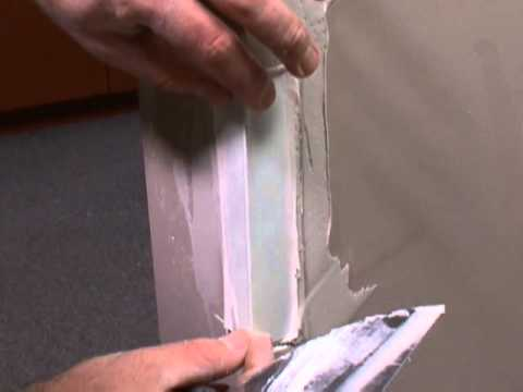 How to Repair Drywall-DIY