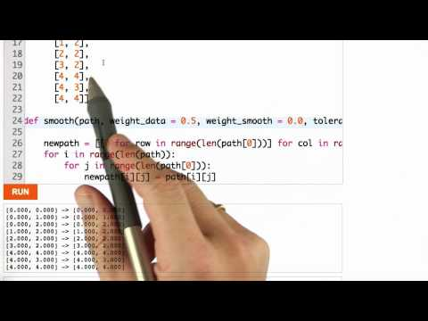 Zero Data Weight Solution - CS373 Unit 5 - Udacity