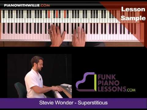 Introduction- Stevie Wonder - Superstition