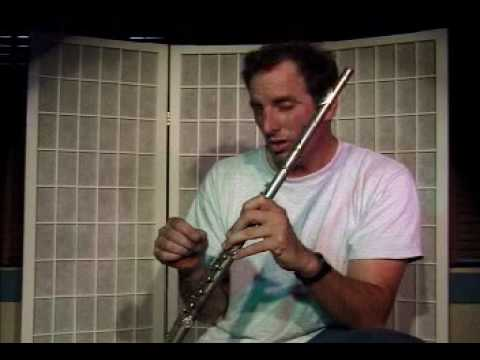 Flute Lesson - How to play a TRILL. Your first ornament