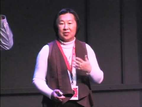 TEDxEMU - Diana & Wayne Wong - Dating Across Racial Lines and International Groups