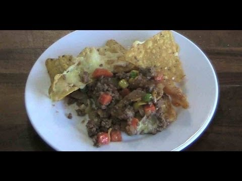 Easy Beef Nachos - RECIPE