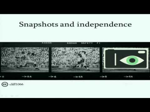 TEDxUCL - Ian Phillips - Swimming against the stream of consciousness