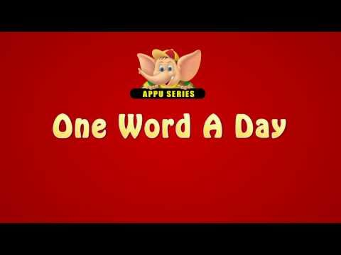 Word A Day - RAVENOUS (HD)
