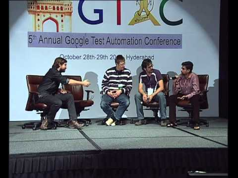 GTAC 2010: Closing Panel Discussion