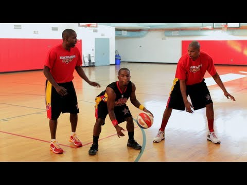 How to Play Basketball: Easy Basketball Drills / Crossover Drill