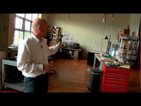 lynda.com Documentary   Second Story, Interactive Design Studio—Workspace