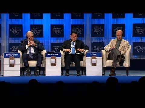 Davos Annual Meeting 2011 - China's Impact on Global Trade and Growth