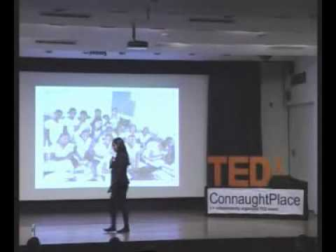 TEDxConnaughtPlace - Swati Sahni - Reforming School Education in India: Challenges and Possibilities