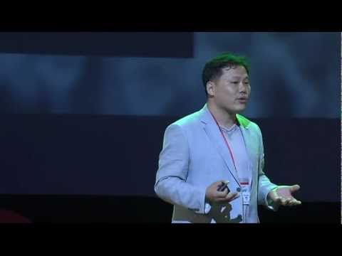 TEDxItaewon 2012 - Song Inhyuk - Power of Situation Design.