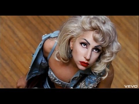 Lady Gaga Marry The Night Official Music Video Look