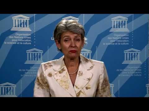 Irina Bokova: The bioethical mandate of UNESCO is more important than ever!
