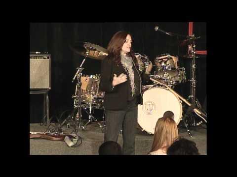 TEDxIB@York - Julie Hartley - The business of being an artist