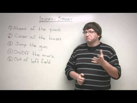Sports Idioms in English