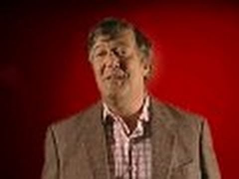 Stephen Fry on Hope, Joy and 20+ Years of Red Nose Day