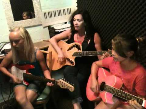Summertime is Here by Madison, Rhonda and Skylar
