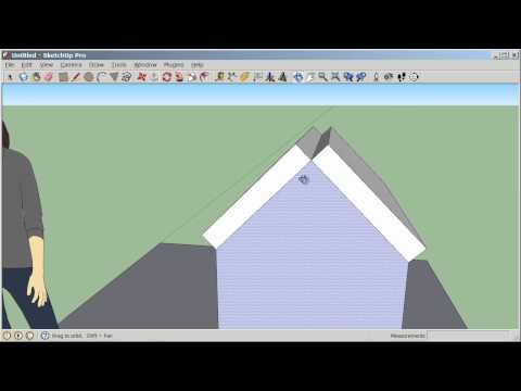 Google SketchUp Basics for K-12 Education - Tutorial 2.1