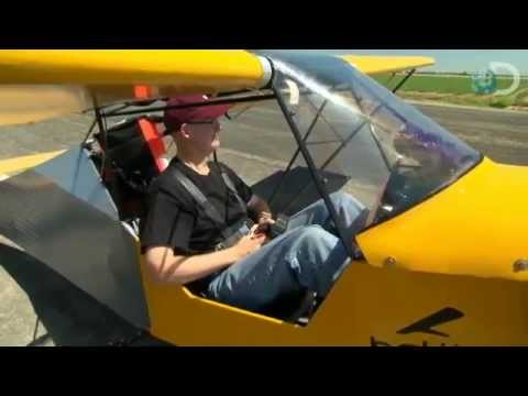 Duct Tape Plane | MythBusters