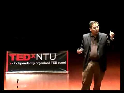 TEDxNTU - NGIAM Tee Woh - What else can a Jet Engine be used for?