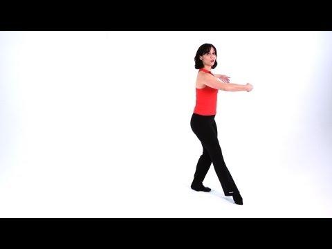 Advanced Jazz Dance Moves: Soutenu Turns, Soutenu Pique Turns, Chaines Turns