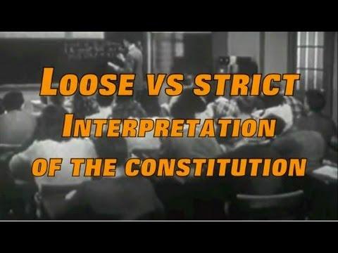 Constitutional Interpretation for Dummies