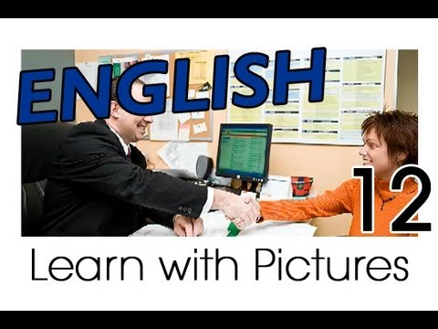 Learn English - English Office Vocabulary