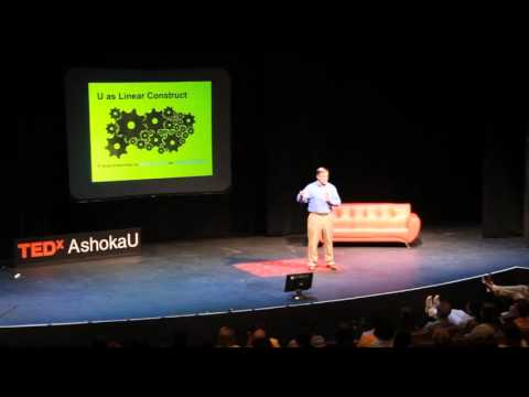 TEDxAshoka U - Michael Crow - The New U: New Solutions, New Futures