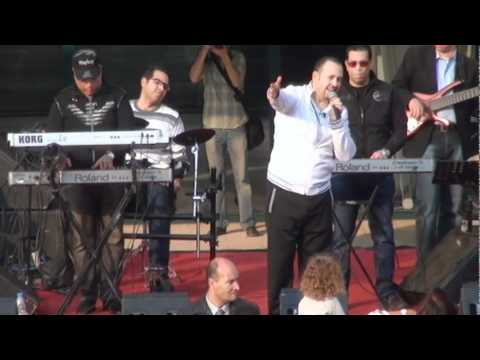 Alumnus Hisham Abbas '88 performs at Alumni Homecoming 2012