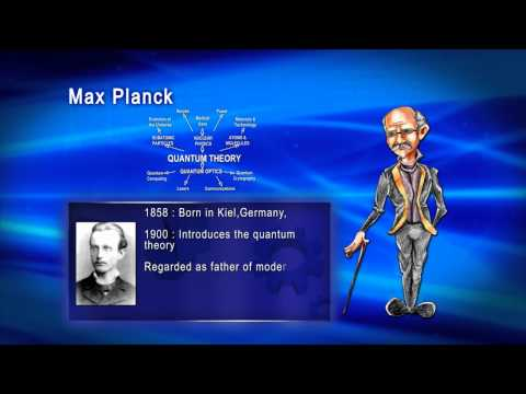 Top 100 Greatest Scientist in History For Kids(Preschool) - MAX PLANCK