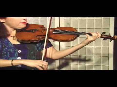 "Violin Lesson - Song Demonstration - ""Go Tell Aunt Rhody"""