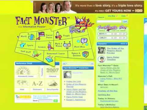 Piffany Kids Search Engine Demo