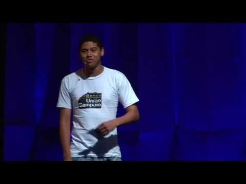 TEDxAmazonia - Thiago Vinicius | About the rediscovery of pride by a community - Nov.2011