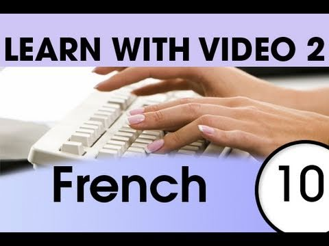 Learn French with Video - Talking Technology in French