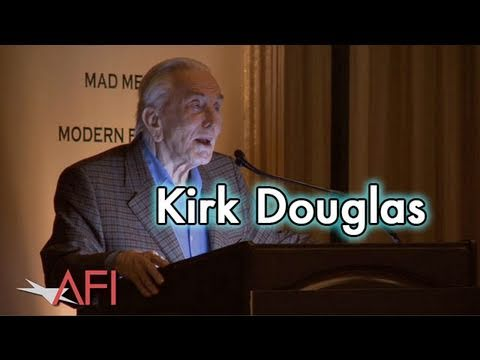 AFI Awards 2010: Kirk Douglas addresses the Honorees