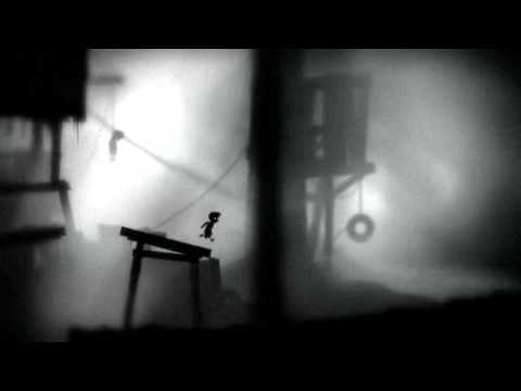 Limbo - Walkthrough  (3 of 11) - Spider chase