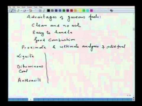 Mod-01 Lec-03 Characterization of Fuels: Concepts