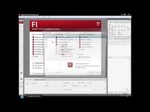AIR, Flash Professional: Introduction to AIR | lynda.com