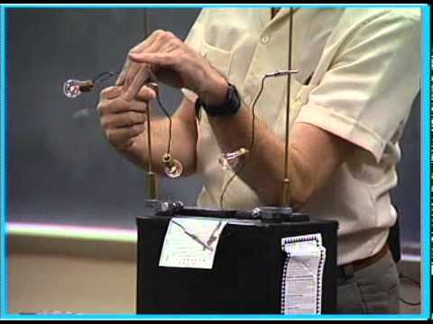 Conceptual Physics: Demo- Electric Current