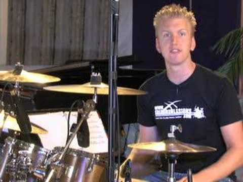 Drumming With Groove - Drum Lessons