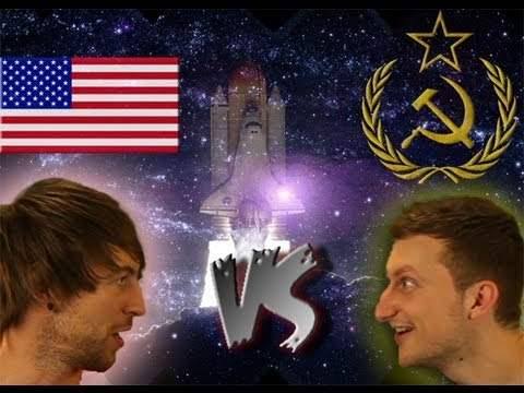 US V USSR: YouTube Space Lab with Liam & Brad