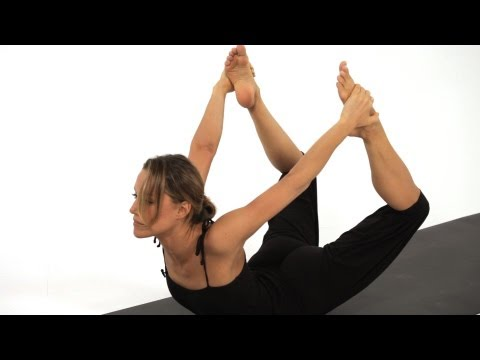 Bow Pose (Dhanurasana) | How to Do Yoga