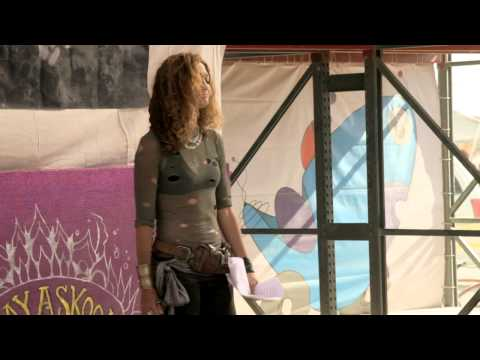 TEDxBlackRockCity - Kate Raudenbush - On Socially Concious Art