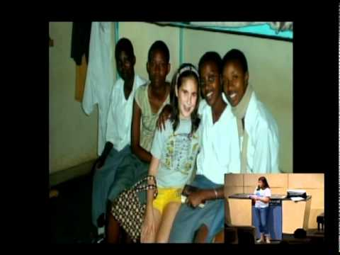 TEDxRedmond - Jessica Markowitz - Education and Hope for Rwanda's Girls