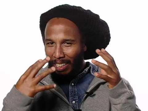 Ziggy Marley Gets Personal
