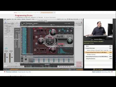 Logic Pro: Programming Drums