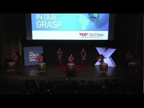 San Diego Taiko Performance at TEDxSanDiego