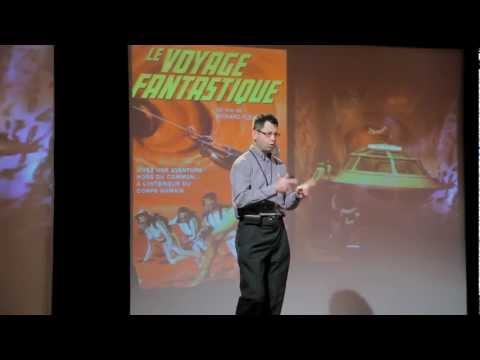 TEDxUdeM - Sylvain Martel - Fighting cancer with Nanotechnology