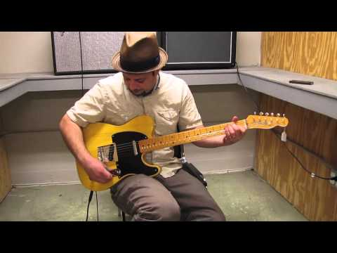 Fender Guitars - Telecaster - 52 Reissue - Guitar Review Demo