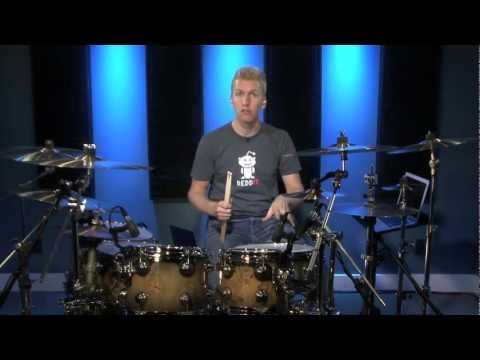 Intermediate Ghost Notes - Drum Lessons